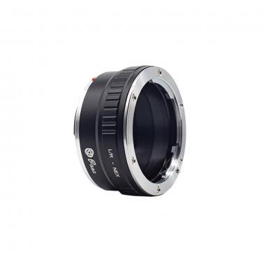 Fotodiox Anello Adattatore da Canon Eos a Sony E-Mount con Regolazione dei Diafr