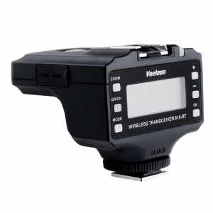 Voeloon 810-RT Wireless Flash Trigger Commander E-TTL II HSS per Canon Eos